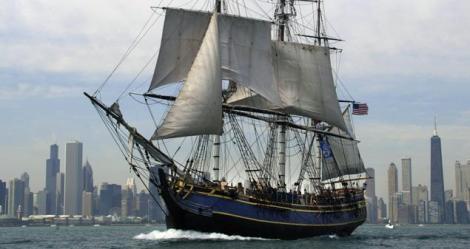 HMS Bounty (Getty Image)