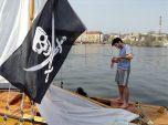 Piráti na Řašínově nábřeží.