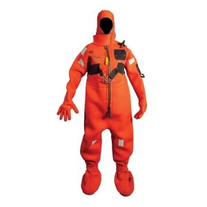 """Záchranný oblek """"Gumby"""". Zdroj: mustangsurvival.com"""