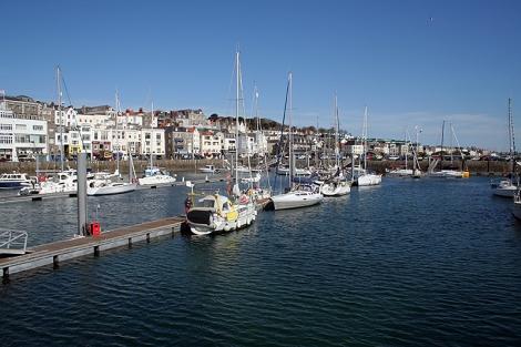 Marina v Guernsey.