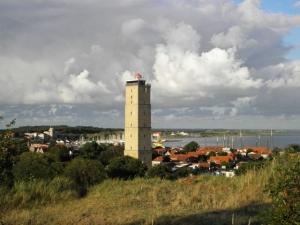 Maják na ostrově Terschelling - BRANDARIS