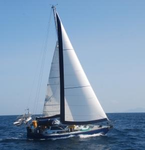 Nový mořeplavec na Kráse jachtingu - Jiří Denk a jeho Altego
