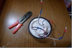 U nového světla se dají zapínat obě žárovky zvlášť.