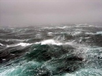 Odhad výšky vln