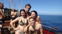 La Grace: Reportér na palubě aneb cokoliv řeknete může být použito na internetu