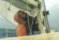 Dva měsíce v Atlantiku: 17. díl: 37. - 40. DEN NA LODI: ODPLUTÍ Z AZOR