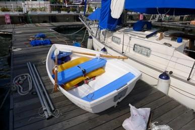 Náš skvělý Walker Bay 8 s celým vybavením
