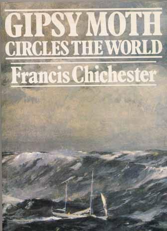 Kniha Francise Chichestera o jeho plavbě kolem světa