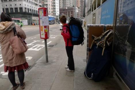 Janička a zavazadla