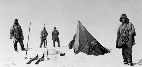 Scottova expedice na Jižní pól