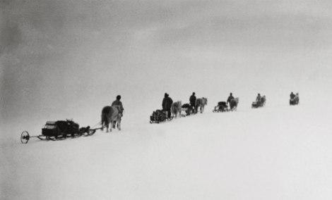 Výprava tažená poníky